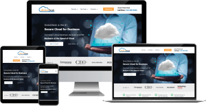 cloud services wordpress elementor web design